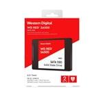 WD Red SSD 25 2TB SATA  Disco Duro SSD