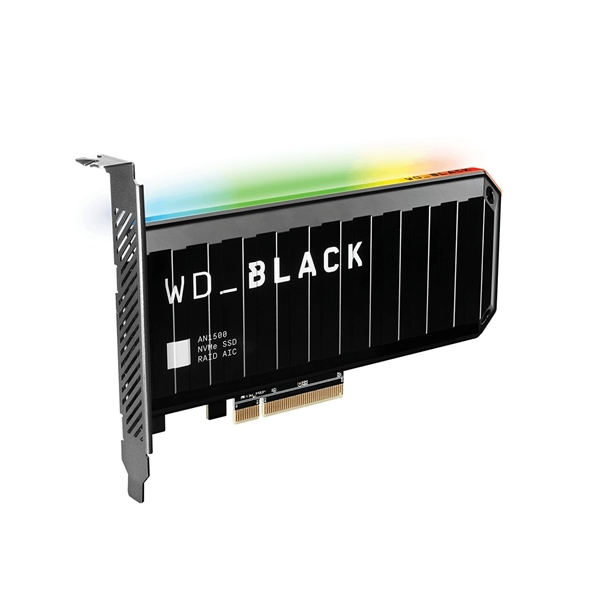 WD Black AN1500 2TB SSD NVMe PCIe RGB  SSD