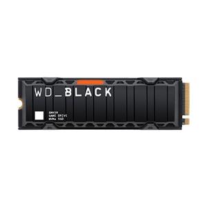 WD Black SN850 2TB M2 PCIe Gen4 NVMe con disipador  SSD