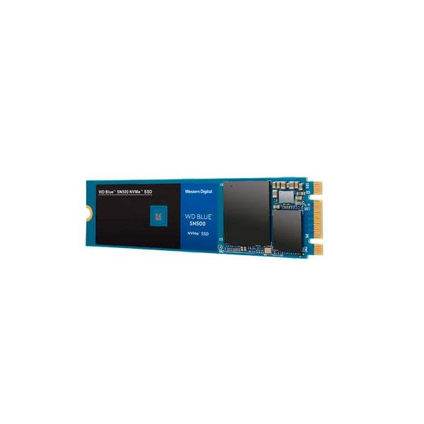 WD Blue SN500 250GB M2 PCIe NVMe  Disco Duro SSD