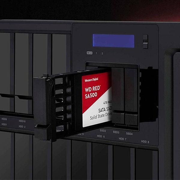 """WD Red SSD 2.5"""" 4TB SATA - Disco Duro SSD"""