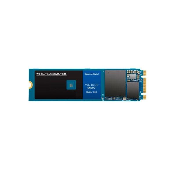 WD Blue SN500 500GB M2 PCIe NVMe  Disco Duro SSD