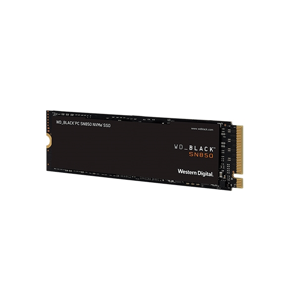 WD Black SN850 500GB M2 PCIe Gen4 NVMe con disipador  SSD