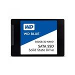 WD Blue 500GB 25 SATA 3DNand  Disco Duro SSD