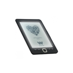 Woxter Scriba 195 Paperlight eReader 6 4GB Negro  � Libro Electrónico