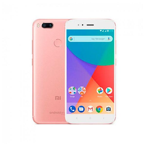 XIAOMI MI A1 5.5″ 64GB 4GB Rosa – Smartphone