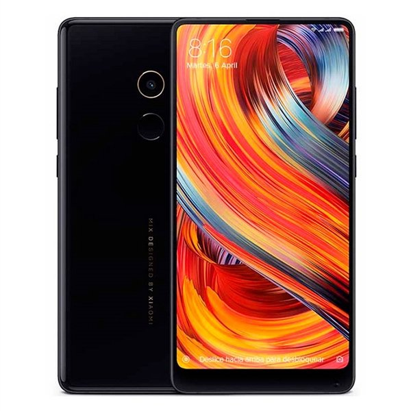 Xiaomi MI MIX 2 6 6GB 64GB Negro  Smartphone