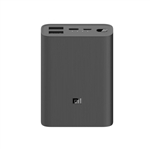 Xiaomi Mi Power Bank 3 Ultra Compact 10000mAh Black  Powerbank