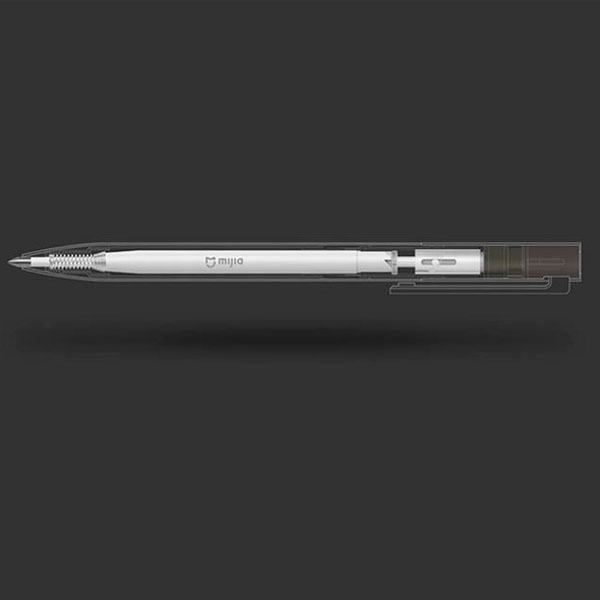 XIAOMI Pack 3 Tintas para boligrafo metalico  Recambio