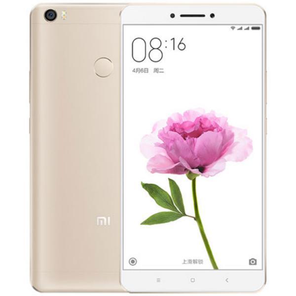 XIAOMI MI MAX 3GB 32GB GOLD – Smartphone