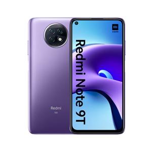 Xiaomi Redmi Note 9T 4128GB Púrpura Libre  Smartphone