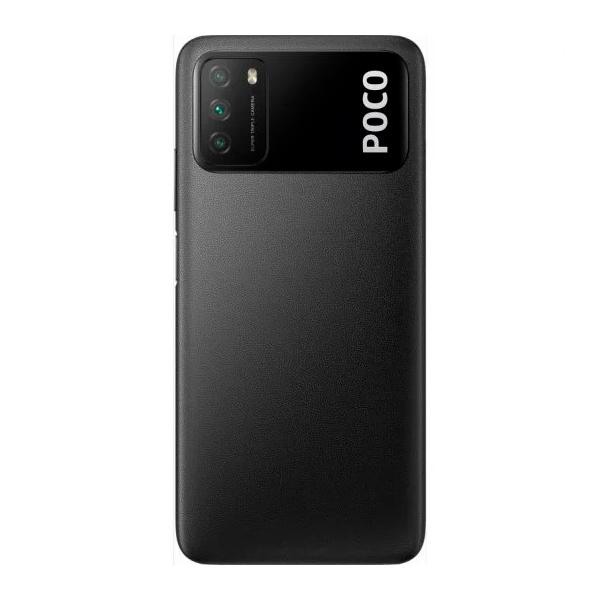 Xiaomi Poco M3 464GB Negro Libre  Smartphone