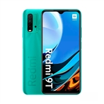 Xiaomi Redmi 9T 4128GB Verde Oceánico Libre  Smartphone