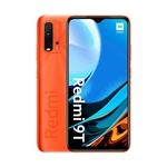 Xiaomi Redmi 9T 4128GB Naranja Amanecer Libre � Smartphone