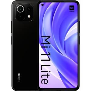 Xiaomi Mi 11 Lite 655 6GB64GB Negro  Smartphone