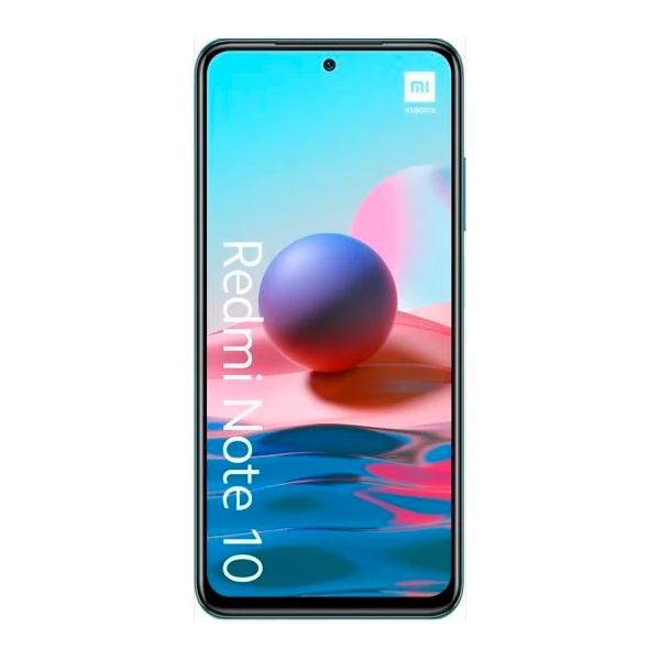 Xiaomi Redmi Note 10 4128GB Verde Lago Libre  Smartphone