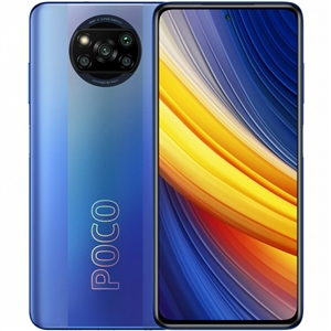 Xiaomi Poco X3 PRO 667 6GB128GB Azul  Smartphone