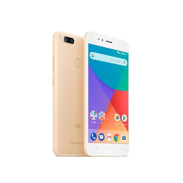 XIAOMI MI A1 55 64GB 4GB Dorado  Smartphone