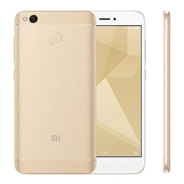 Xiaomi REDMI 4X 5 3GB 32GB Dorado  Smartphone
