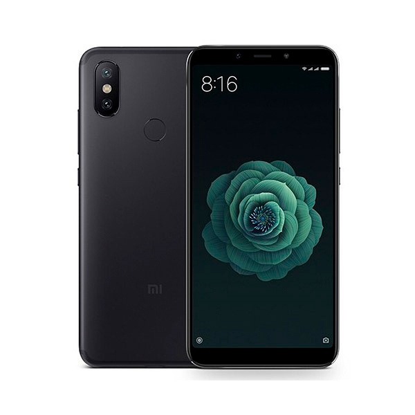 "XIAOMI MI A2 5.9"" 64GB 4GB Negro - Smartphone"