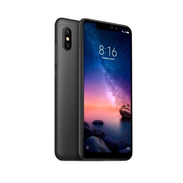 Xiaomi REDMI NOTE 6 PRO 4GB 64GB Negro - Smartphone
