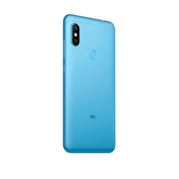 Xiaomi REDMI Note 6 Pro 4GB 64GB Azul - Smartphone