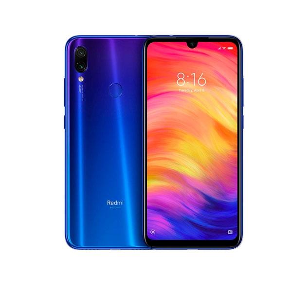 Xiaomi REDMI NOTE 7 128GB 4GB Azul - Smartphone