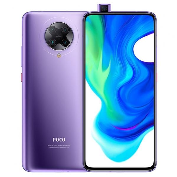 Xioami PocoPhone F2 Pro 128GB Morado Eléctrico  SmartPhone