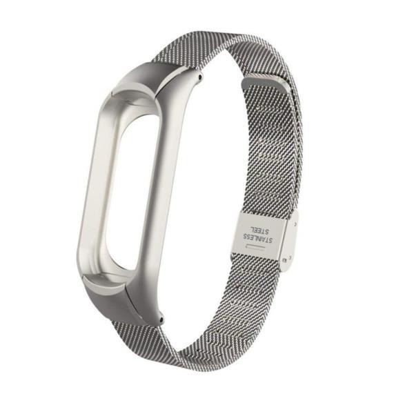 Xiaomi Mi Band 3 acero plata  Correa