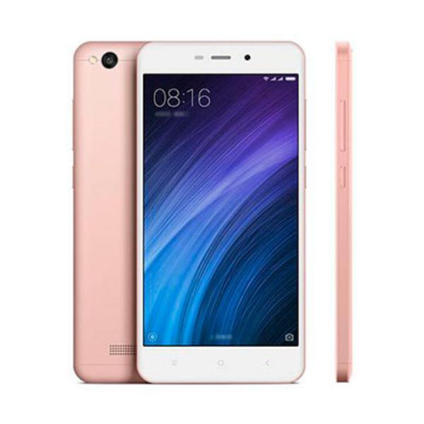 Xiaomi Redmi 4A 5 QC 2GB 16GB 4G Rosa  Smartphone