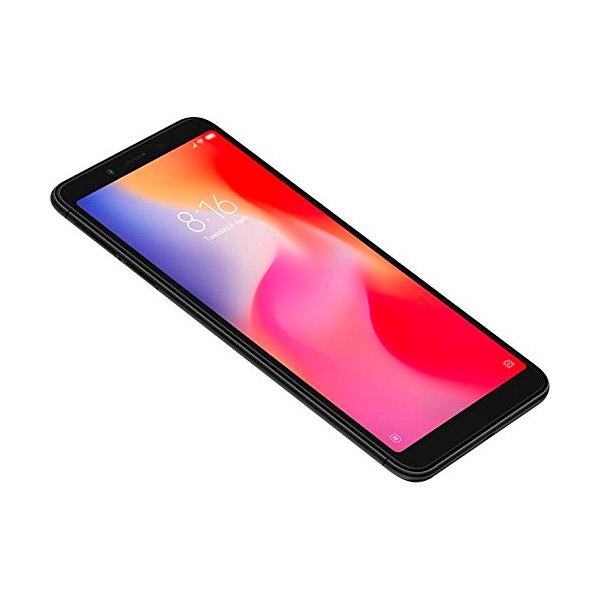 XIAOMI REDMI 6 3GB 32GB Negro  Smartphone