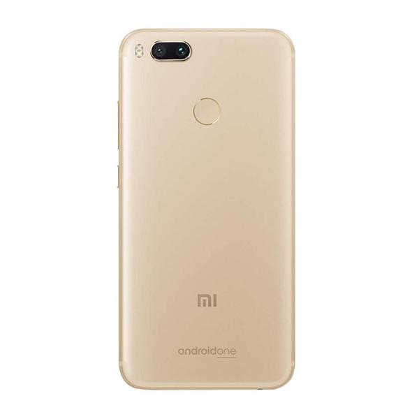 XIAOMI MI A1 55 32GB 4GB Dorado  Smartphone