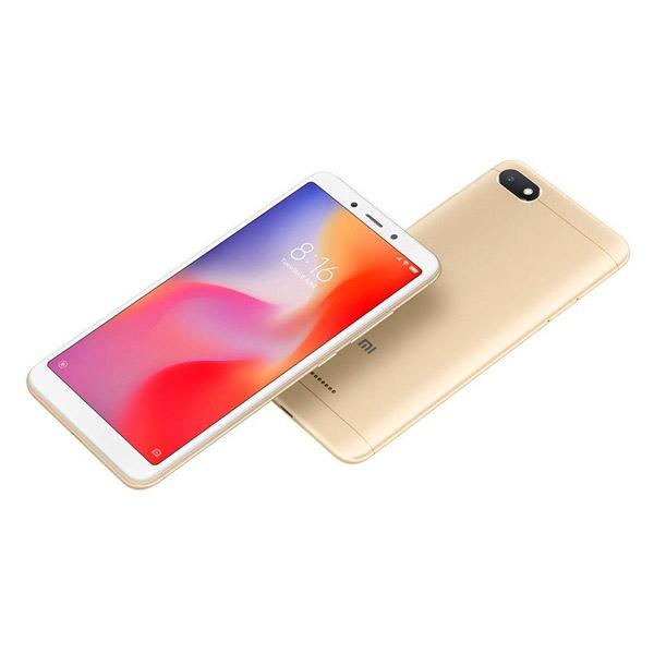 XIAOMI REDMI 6A 2GB 16GB Dorado - Smartphone