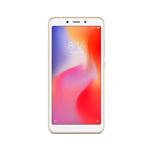 Xiaomi REDMI 6A 2GB 32GB Dorado - Smartphone