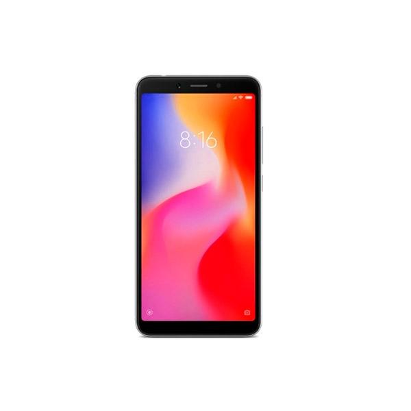 XIAOMI REDMI 6 3GB 64GB Negro  Smartphone