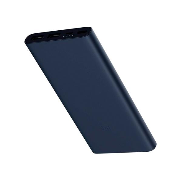 Xiaomi Mi Power Bank 2S 10000mAh Negro  Bateria Externa