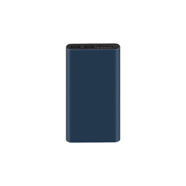 Xiaomi Mi Power Bank 3 10000mAh 18W Azul  Bateria Externa