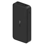 Xiaomi Redmi Power Bank 20000mAh  Negro  Bateria Externa