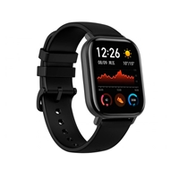 Xiaomi Amazfit GTS 165 Black Obsidian GPS  Smartwatch