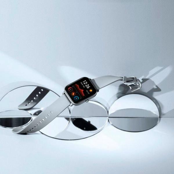 Xiaomi Amazfit GTS 165 Lava Grey GPS  Smartwatch