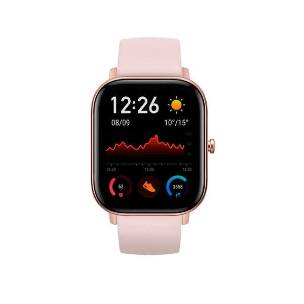 Xiaomi Amazfit GTS 165 Rose Pink GPS  Smartwatch