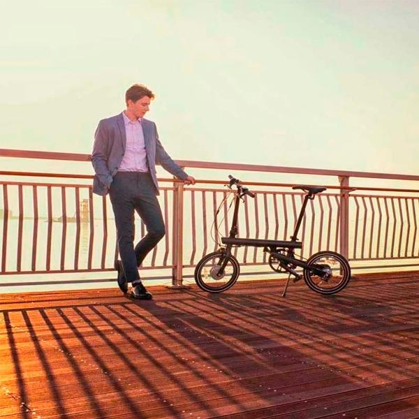 XIAOMI Mi Smart Electric Folding Bike Black  Bicicleta Eléctrica