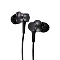 Xiaomi Mi In-Ear Headphones Basic negro - Auricular
