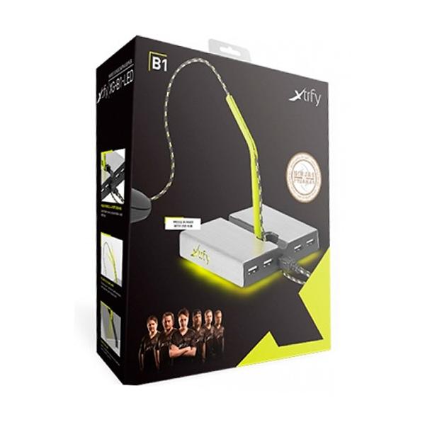 Xtrfy B1 Bungee HUB LED  Accesorio gaming
