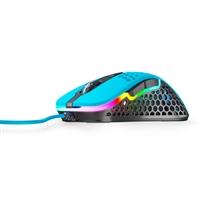 Xtrfy M4 Azul RGB  Ratn