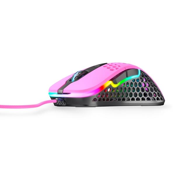 Xtrfy M4 Rosa RGB - Ratón