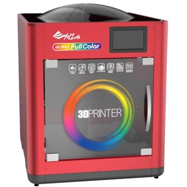 XYZ Da vinci color pro USBWifi 4 tinta CMYK Impresora 3D