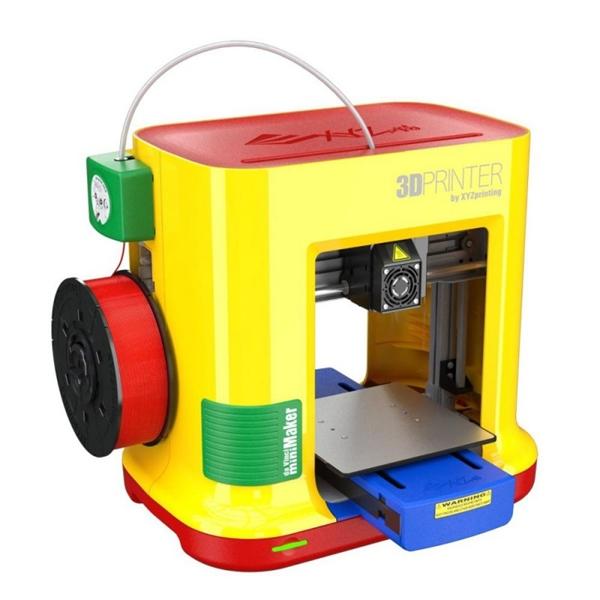 XYZ da Vinci minimaker USB 15x15x15cm PLA  Impresora 3D