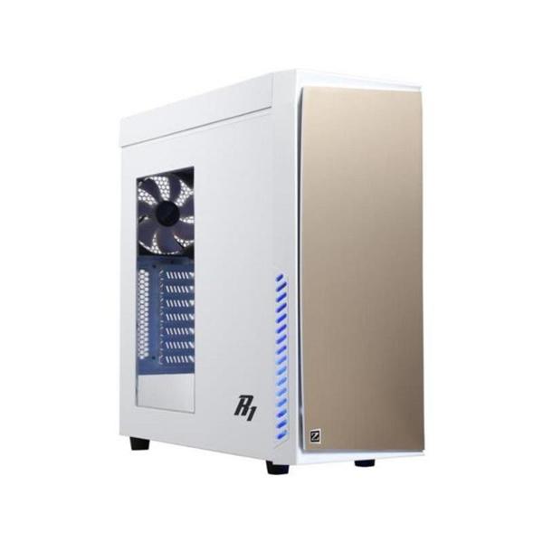 Zalman R1 blanca – Caja