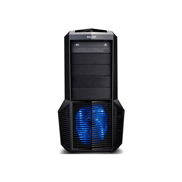 Caja ATX Z11 plus azul Zalman
